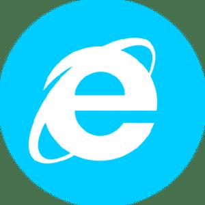 Internet Explorer E
