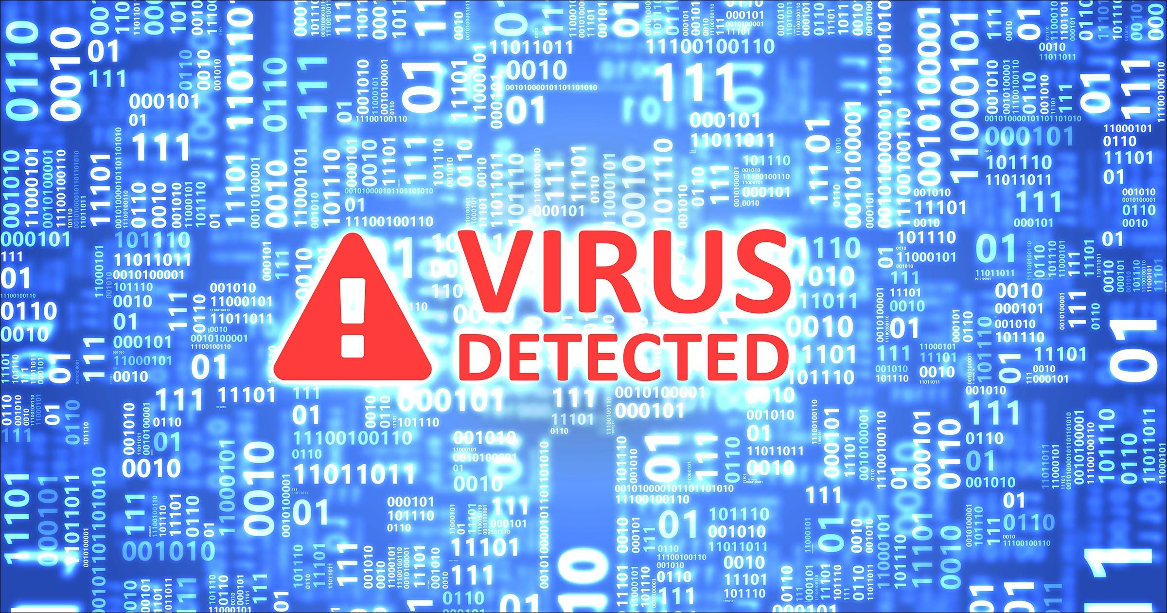 Virus Detected!