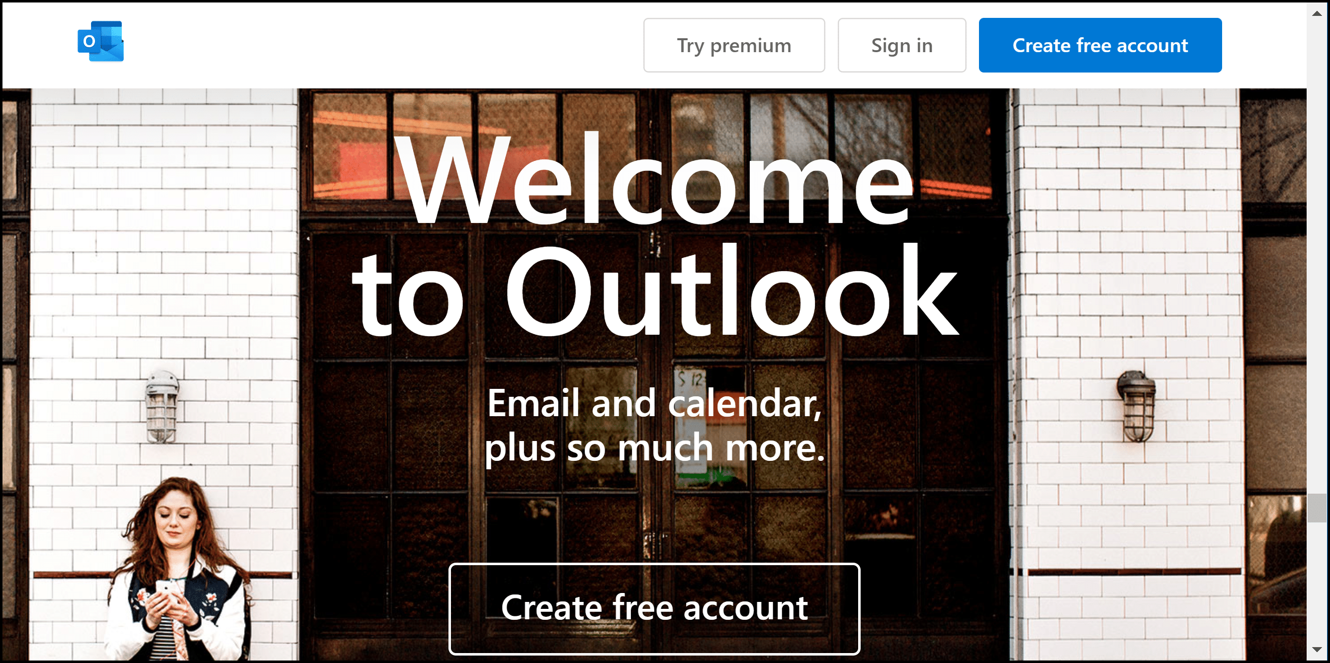 Welcome to Outlook.COM