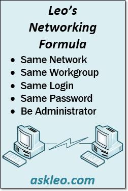 Leo's Networking Formula