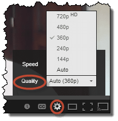 YouTube Quality Control