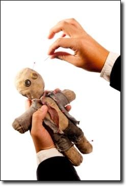 Spammer VooDoo Doll