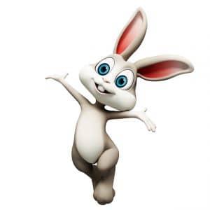 Dancing Bunny!