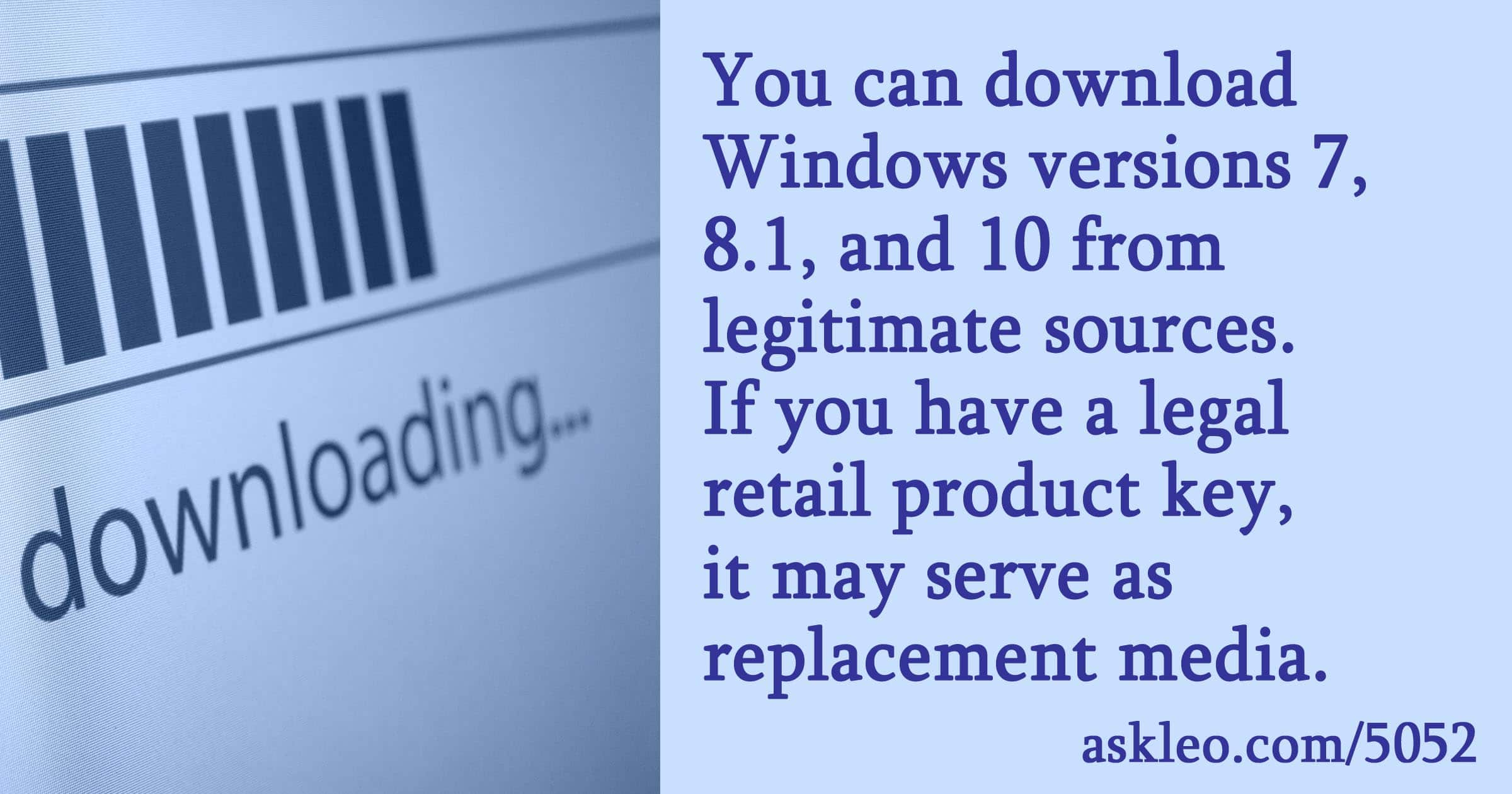 Where can I download Windows?