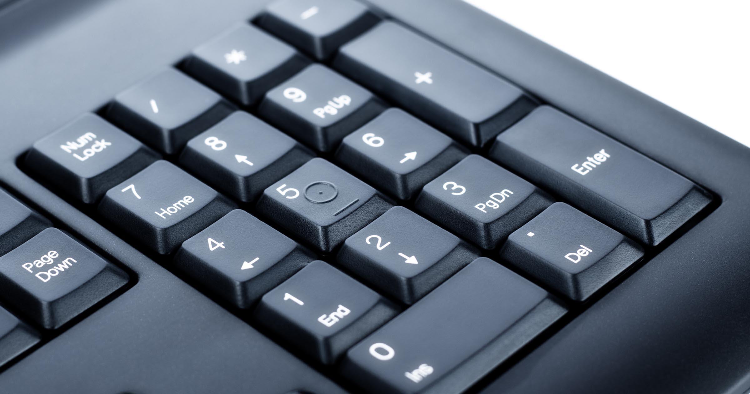 Keyboard Keypad