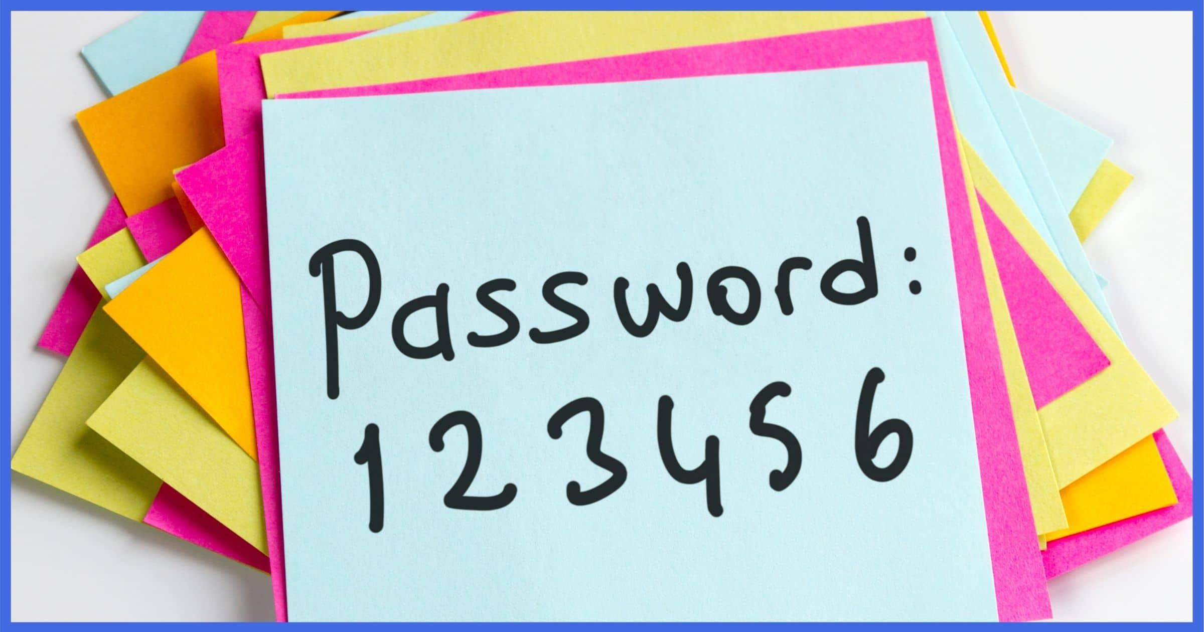 Password: 123456