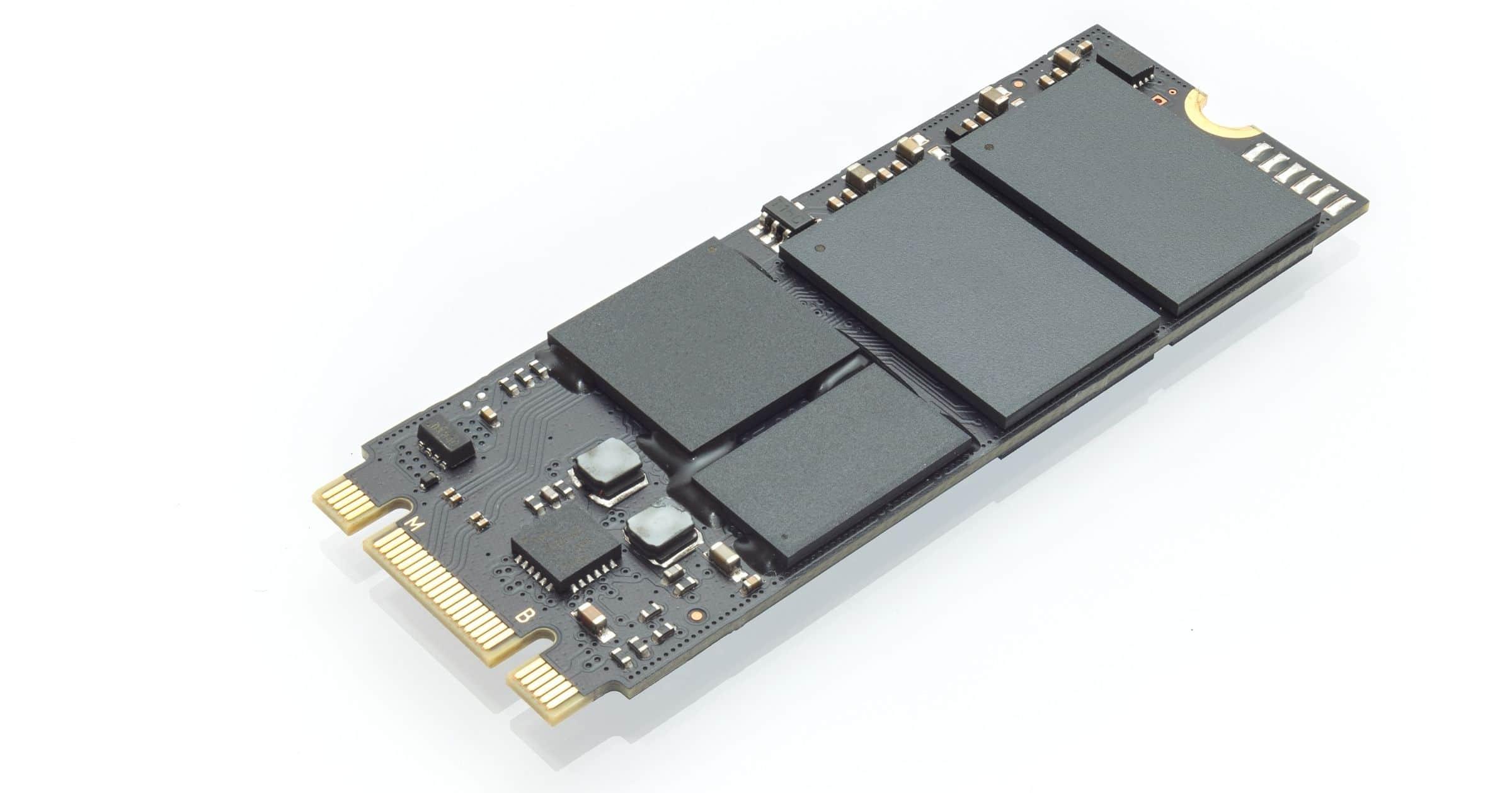 An SSD